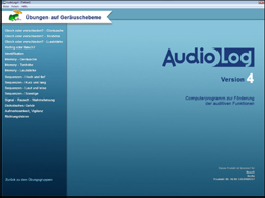 AudioLog 4 PRO -Standardversion